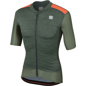 Sportful Supergiara Jersey Men Dry Green